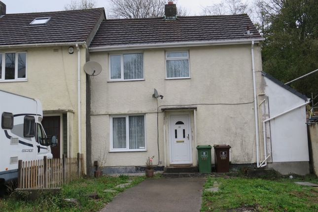 2 bed end terrace house for sale in Pike Road, Laira, Plymouth PL3