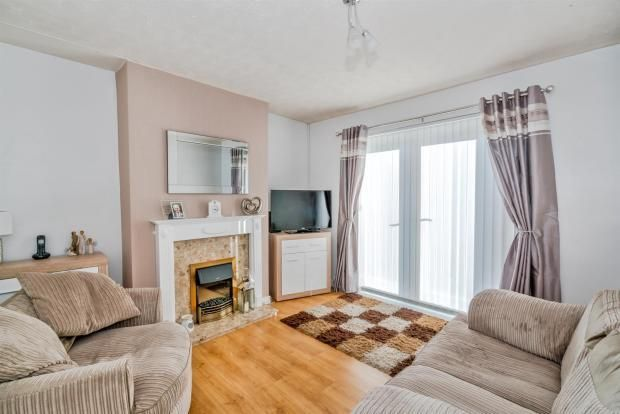 Thumbnail Bungalow for sale in Johnson Road, Cannock