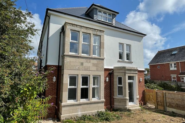 3 bed penthouse for sale in Victoria Avenue, Swanage BH19