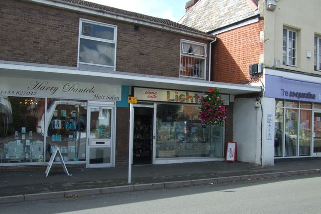 Retail premises to let in High Street, Stonehouse Glos