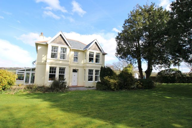 Thumbnail Detached house for sale in Cadleigh, Ivybridge
