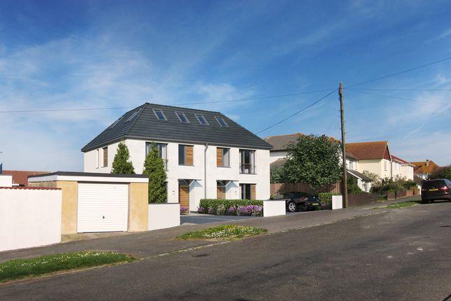 Thumbnail Semi-detached house for sale in Marine Drive, Rottingdean, Brighton