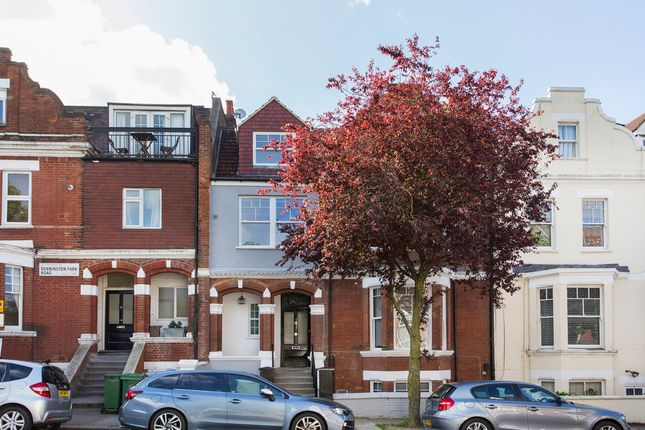 Thumbnail Terraced house to rent in Dennington Park Road, London