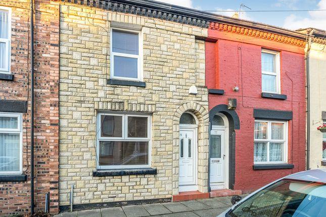 Dorrit Street, Toxteth, Liverpool L8