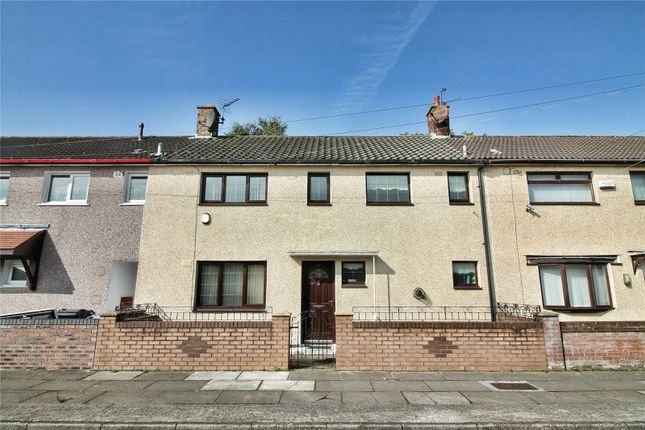 Thumbnail Terraced house for sale in Fernhurst Road, Kirby