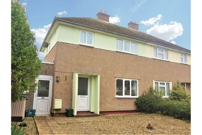 Thumbnail Semi-detached house for sale in St. Thomas Avenue, Haverfordwest