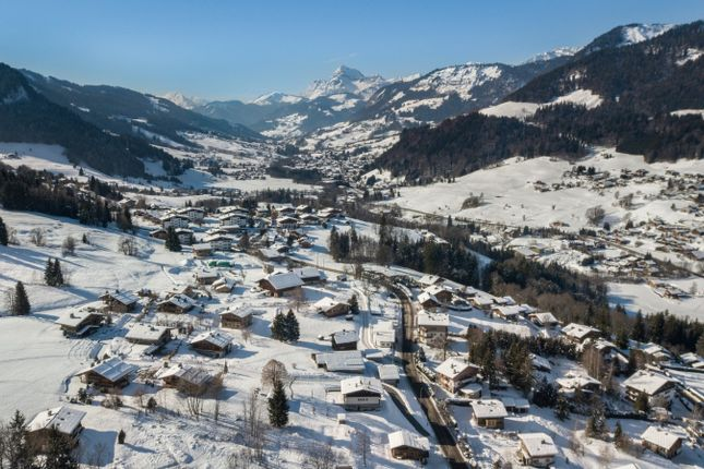 Location of Megeve, Rhones Alps, France