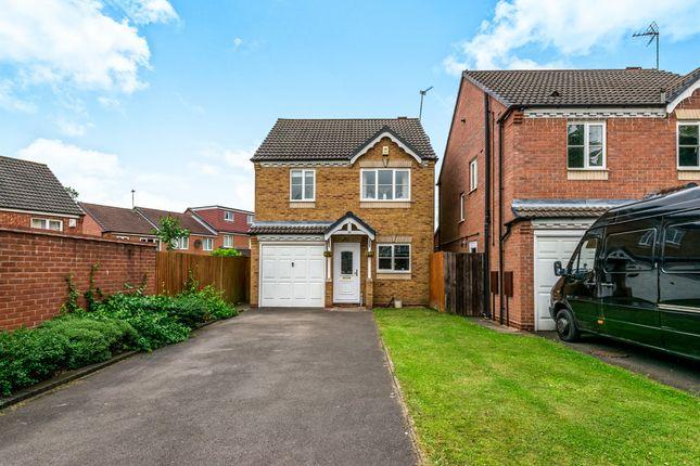 Thumbnail Detached house for sale in Pillaton Drive, Huntington, Cannock