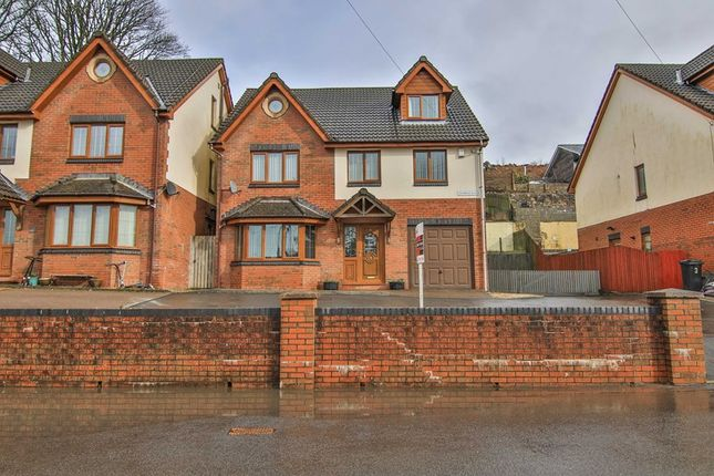 Thumbnail Detached house for sale in Upper High Street, Cefn Coed, Merthyr Tydfil