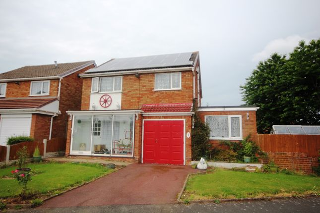 Thumbnail Detached house for sale in Crail Grove, Great Barr