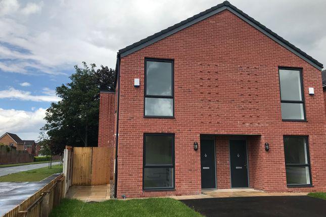 Thumbnail Semi-detached house to rent in Havannah Lane, St. Helens, Merseyside