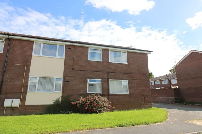 Thumbnail Flat for sale in Huxley Court, Rivacre, Ellesmere Port