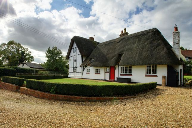 Thumbnail Detached house for sale in Cranfield Road, Newport Pagnell, Buckinghamshire