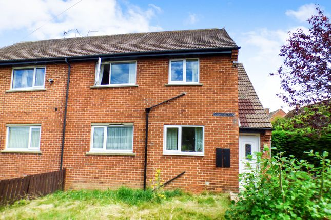 Thumbnail Flat to rent in Springhill Walk, Morpeth