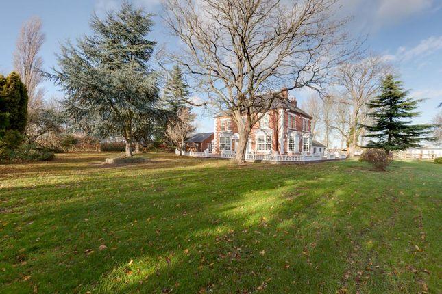 Thumbnail Property for sale in Roxholme Grange, Woodhouse Lane, Carlton-In-Lindrick, Worksop