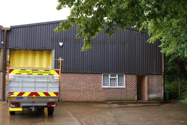 Thumbnail Light industrial to let in Unit F1, Watlington Ind. Est, Cuxham Road, Watlington, Oxon