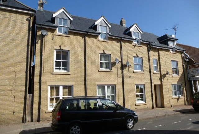 Thumbnail Terraced house to rent in Palmer Close, Ramsey, Huntingdon