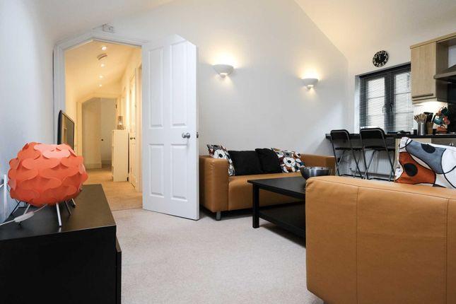 Thumbnail Flat to rent in Bathwick Street, Bath