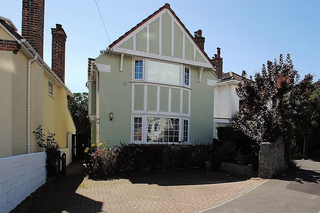 Thumbnail Detached house for sale in Farm Road, Weston-Super-Mare