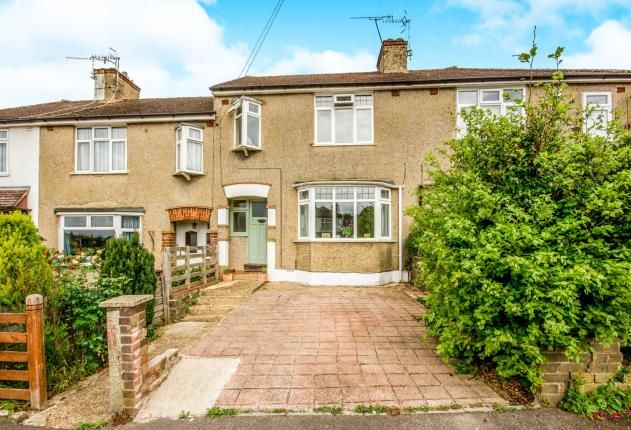 Thumbnail Terraced house for sale in Prince Albert Square, Redhill, Surrey