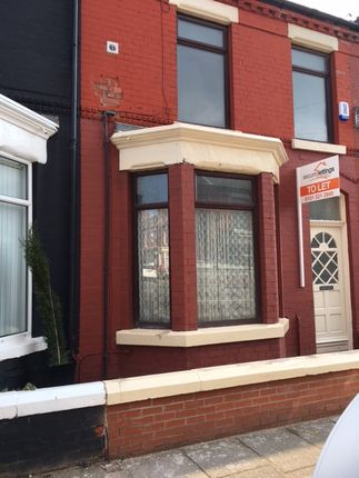 Thumbnail Terraced house to rent in Elmdale Road, Walton