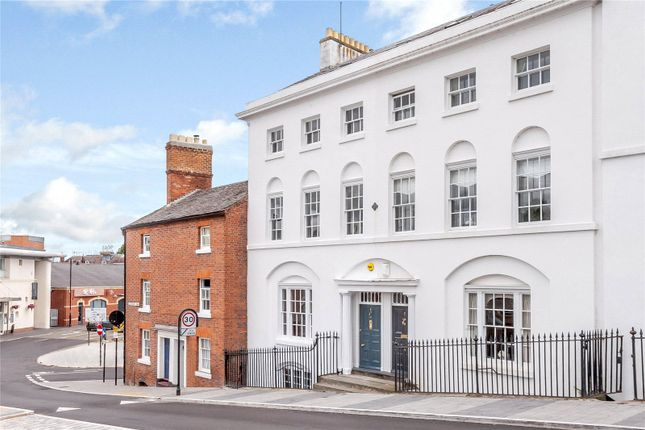 Thumbnail Terraced house to rent in Claremont Bank, Shrewsbury