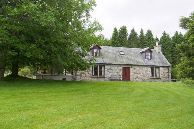 Thumbnail Cottage for sale in Lynmacgregor Wood, Grantown-On-Spey