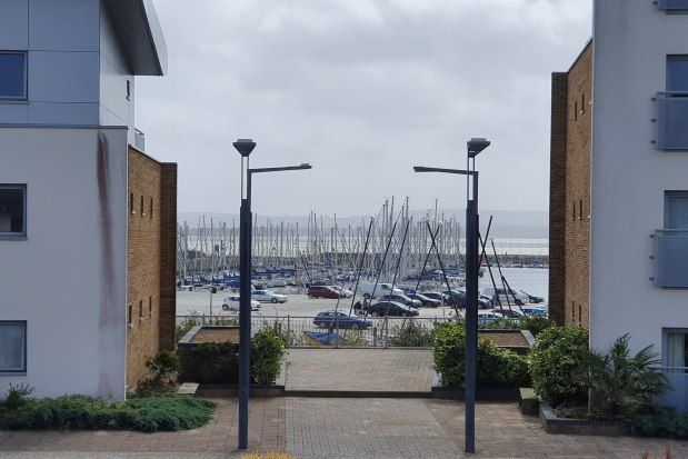Thumbnail Town house to rent in Norton Way, Poole