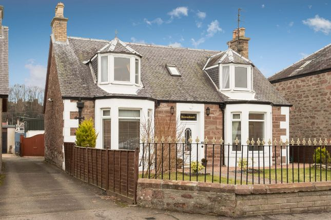 Thumbnail Detached house for sale in Rowanbank 18 Balmoral Road, Rattray, Blairgowrie