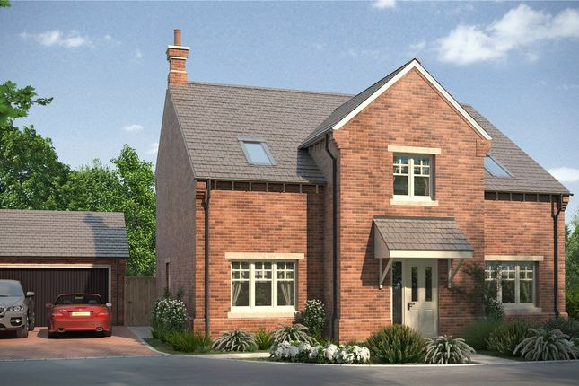 Thumbnail Country house for sale in Easton Way, Grendon, Northamptonshire