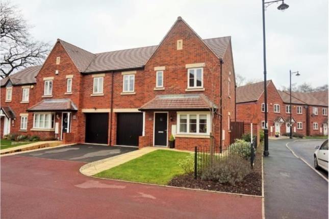 Thumbnail Semi-detached house for sale in Horseshoe Crescent, Great Barr, Birmingham, West Midlands