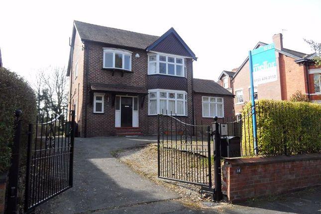 Thumbnail Detached house for sale in Devonshire Park Road, Off Davenport Park Road, Stockport
