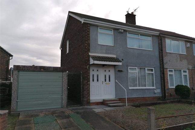 2 bed semi-detached house to rent in Roseberry Crescent, Eston, Middlesbrough TS6