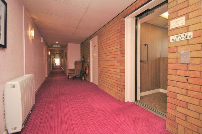 Lobby of Homepeal House, Alcester Road South, Kings Heath, Birmingham B14