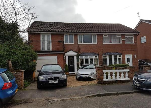 Thumbnail Semi-detached house for sale in Brookdale, Rochdale