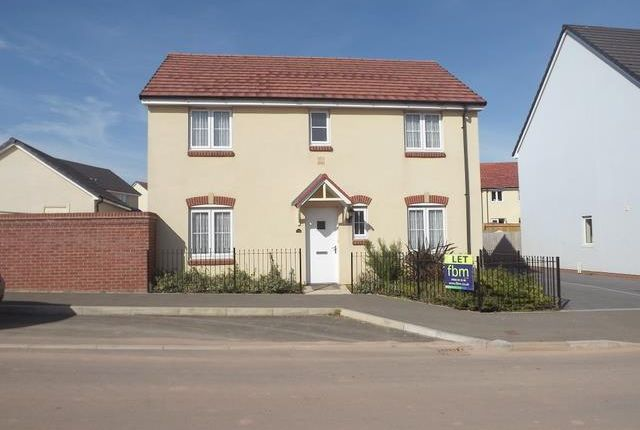 Thumbnail Detached house to rent in Sunningdale Drive, Hubberston, Milford Haven