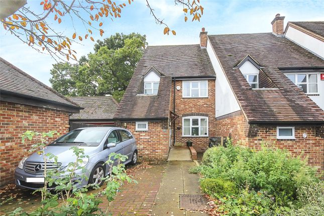 Thumbnail Property for sale in Lodge Gardens, Harpenden, Hertfordshire