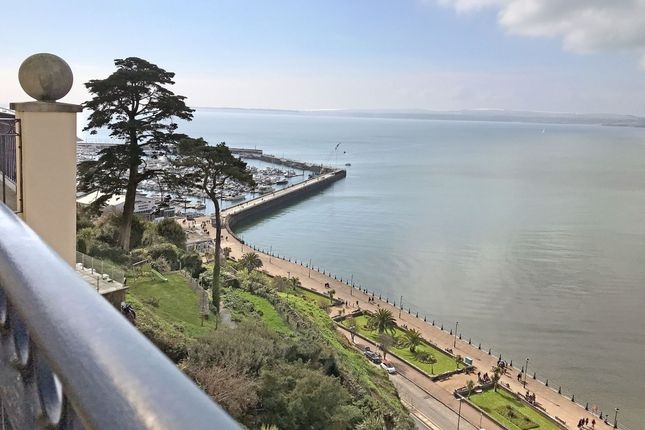 Thumbnail Flat for sale in Rock Walk Heights Warren Road, Torquay