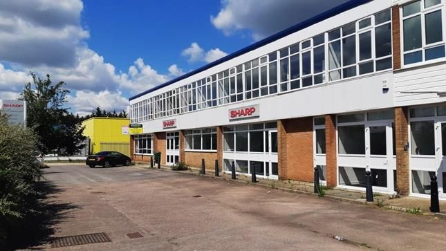 Thumbnail Light industrial to let in Unit 14, The Gloucesters, Crompton Close, Basildon, Essex