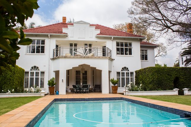 Thumbnail Detached house for sale in Houghton Estate, Johannesburg, Gauteng, South Africa