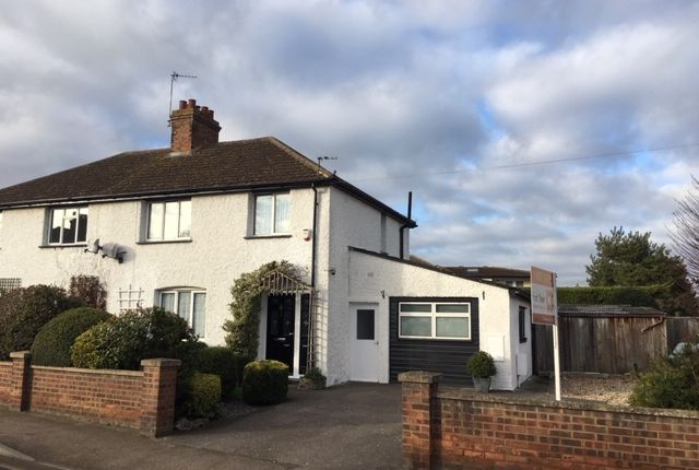 Thumbnail Semi-detached house for sale in House Lane, Arlesey, Beds