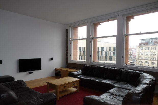 Thumbnail Flat to rent in Ingram Street, Glasgow