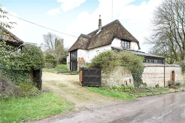 Thumbnail Detached house for sale in Church Lane, Piddletrenthide, Dorchester