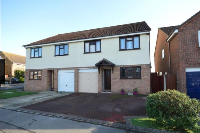 Semi-detached house for sale in Swanbourne Drive, Hornchurch