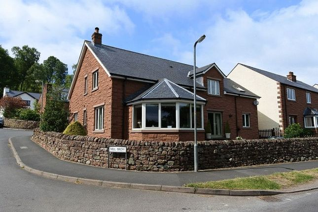 Thumbnail Detached house for sale in Mill Brow, Armathwaite, Carlisle