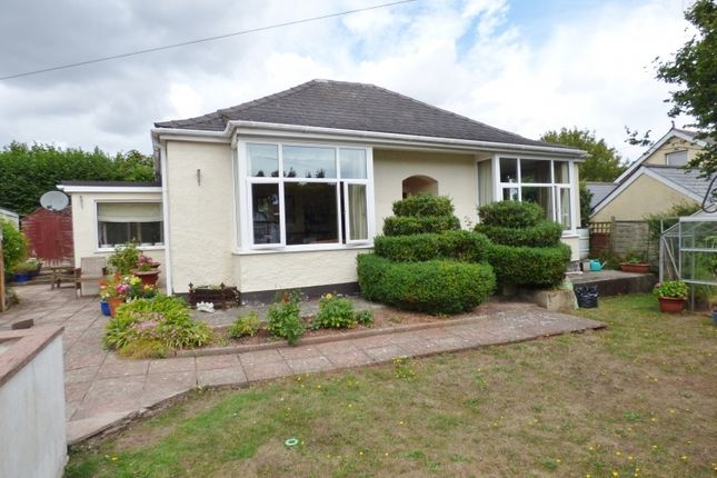 Thumbnail Detached bungalow for sale in Cadewell Lane, Shiphay, Torquay