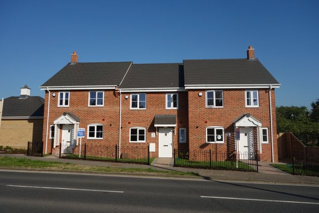 Thumbnail Terraced house for sale in Walker Gardens, Wrentham, Beccles