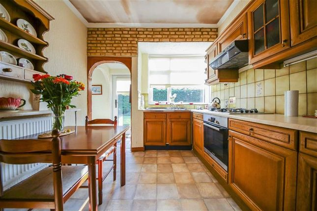 Thumbnail Semi-detached bungalow for sale in Whalley Road, Clayton Le Moors, Lancashire