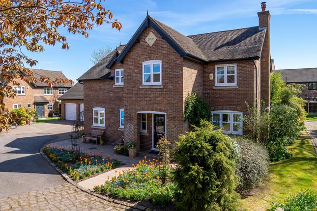 Thumbnail Detached house for sale in The Square, Lymm