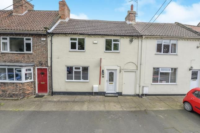 Thumbnail Terraced house for sale in Northallerton Road, Brompton, Northallerton